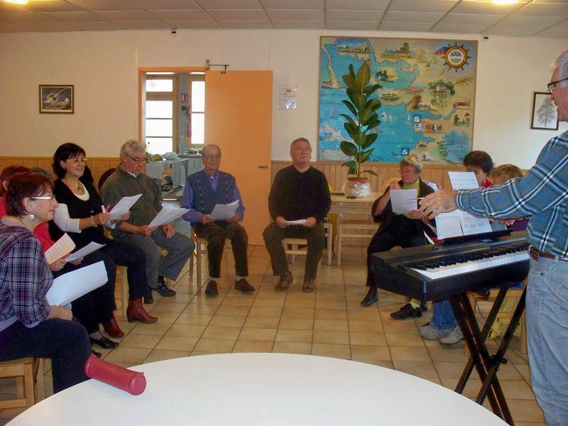 UTAN Penestin Stage de Chants