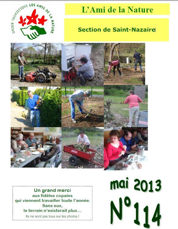 UTAN. Section de Saint-Nazaire JP