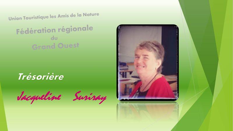 UTAN. Jacqueline Suriray