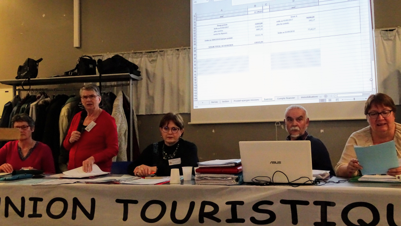 Union Touristique Les Amis de la Nature Grand Ouest France
