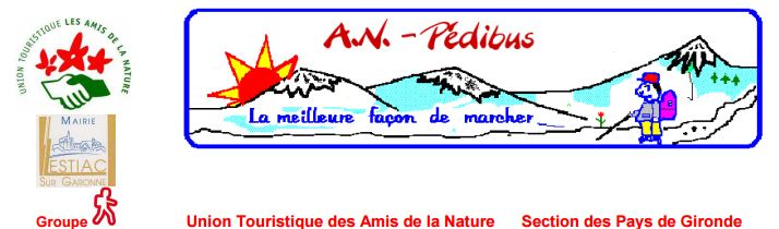 LA SECTION AMIS DE LA NATURE Pays de Gironde