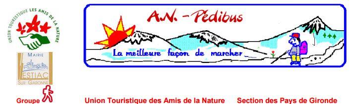 LA SECTION AMIS DE LA NATURE Pays de Gironde
